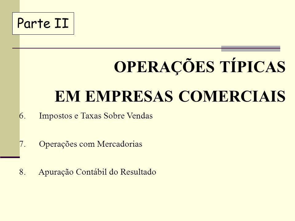 EM EMPRESAS COMERCIAIS
