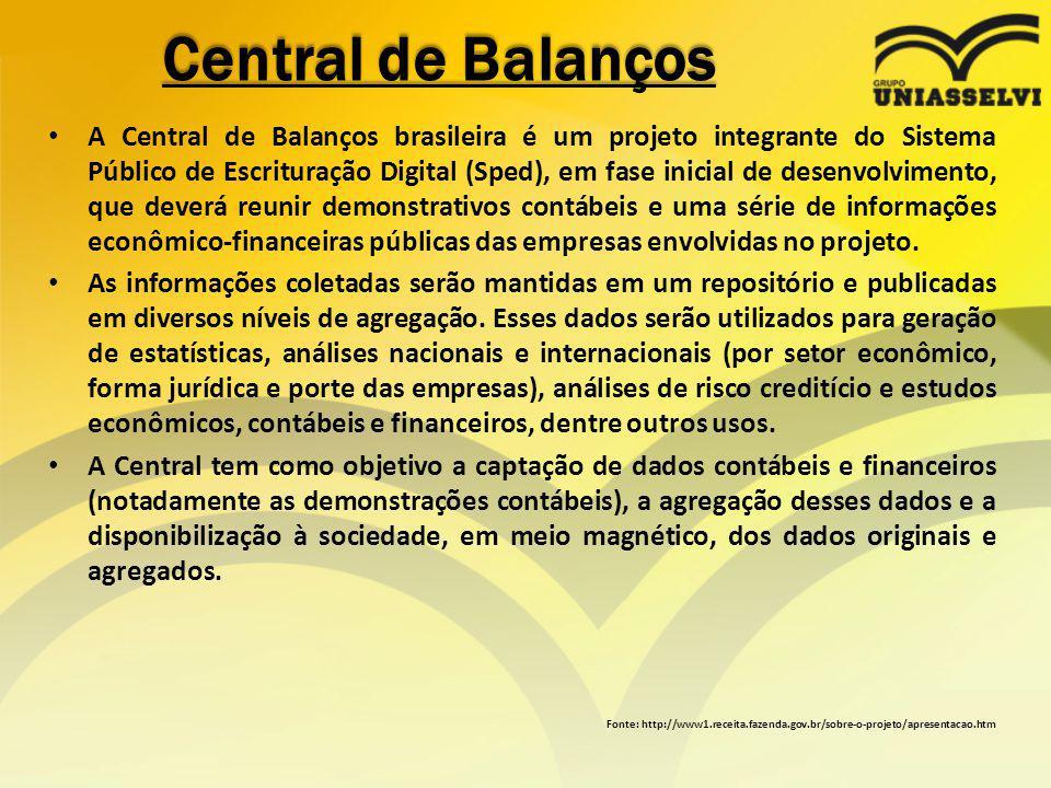 Central de Balanços