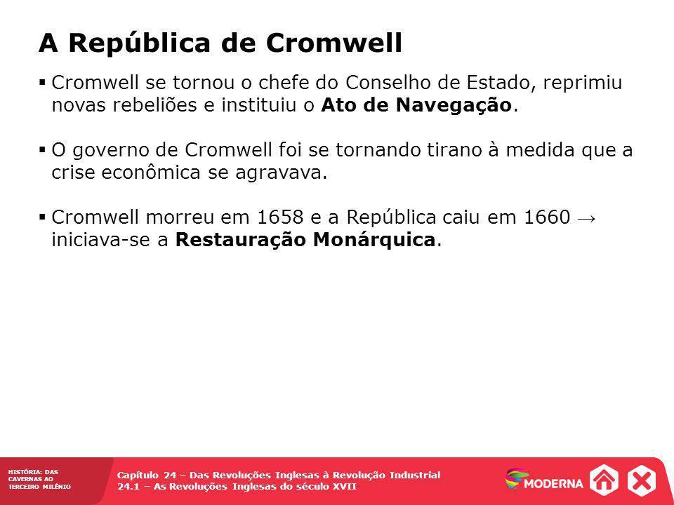 A República de Cromwell