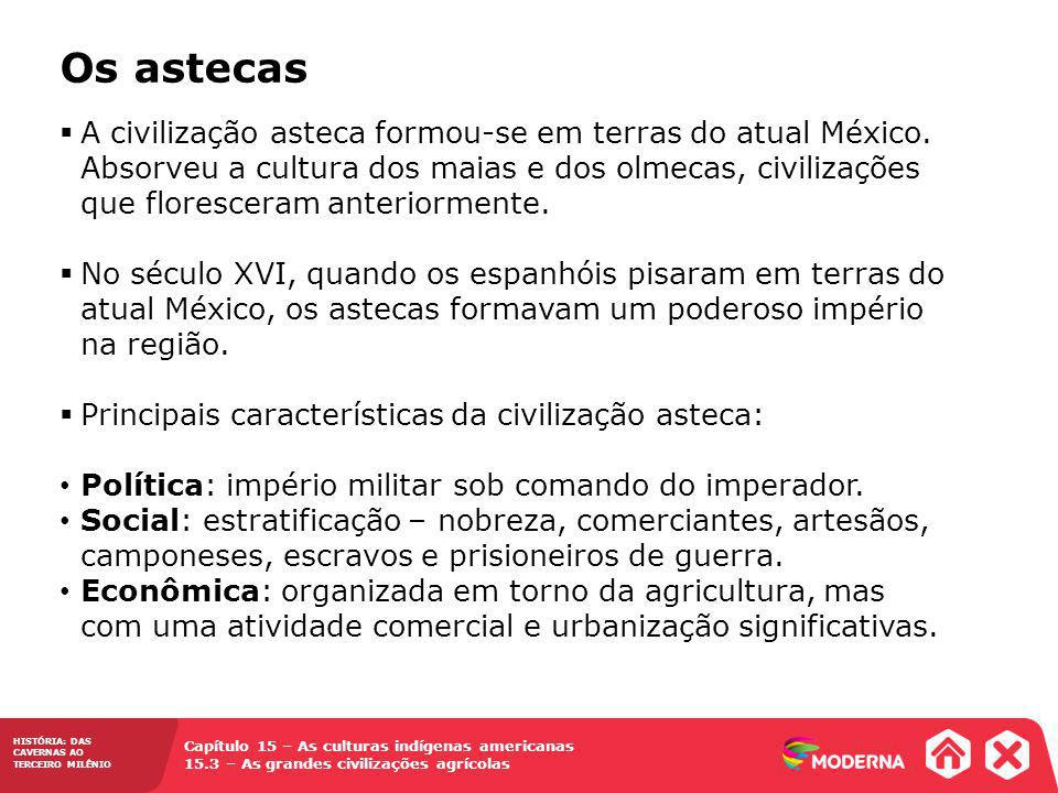 Os astecas