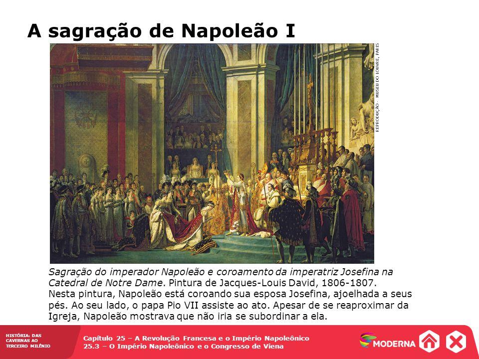 A sagração de Napoleão I