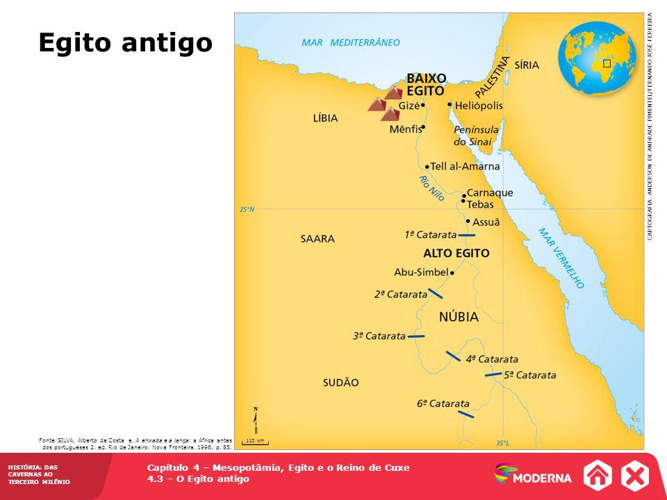 Fonte:SILVA, Alberto da Costa e