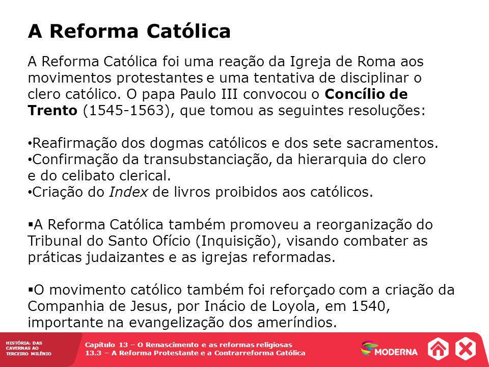 A Reforma Católica