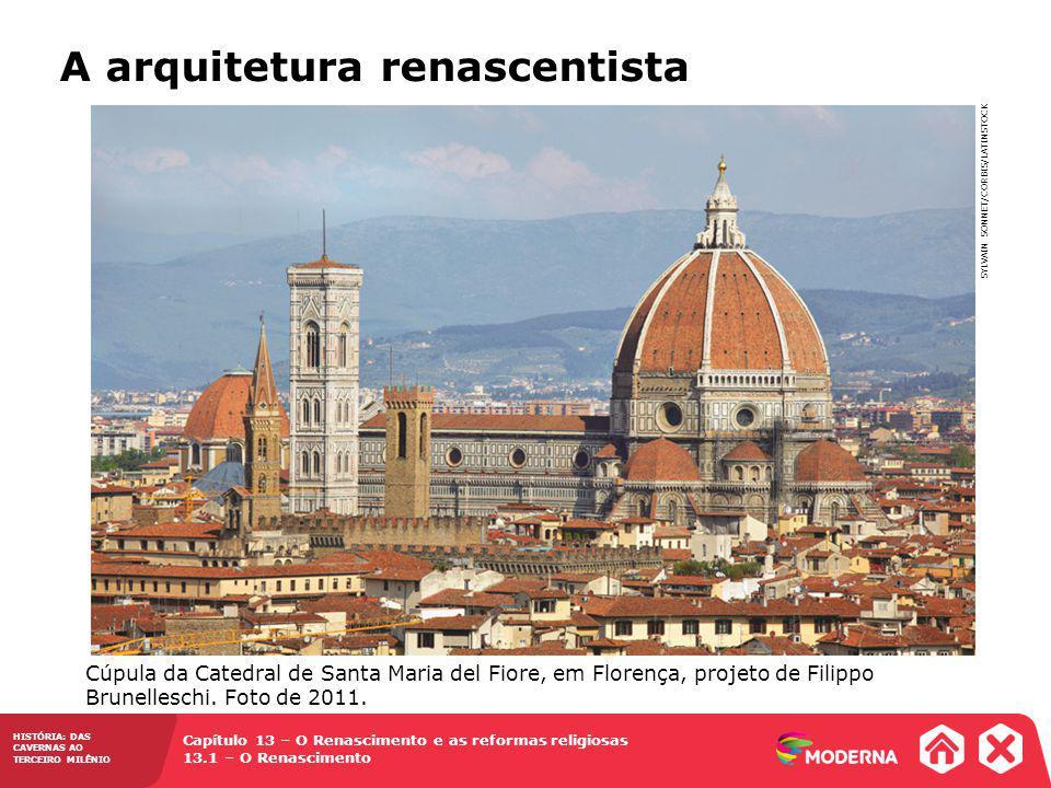 A arquitetura renascentista