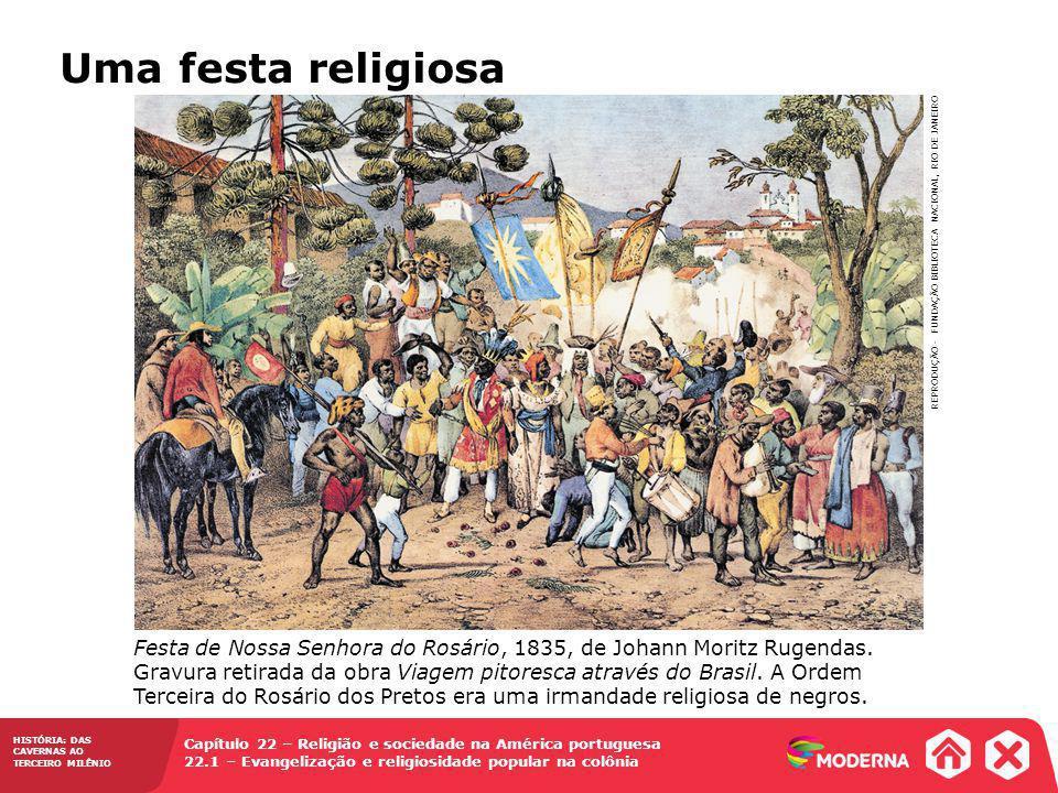 Uma festa religiosa