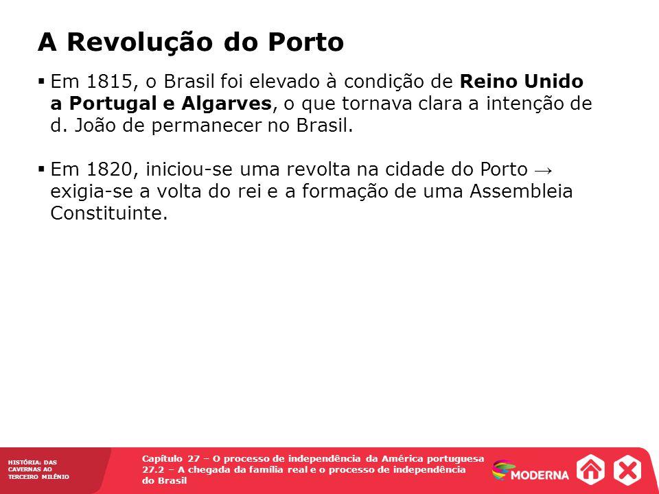 A Revolução do Porto