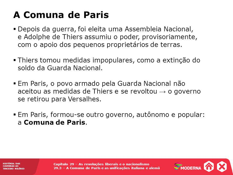 A Comuna de Paris