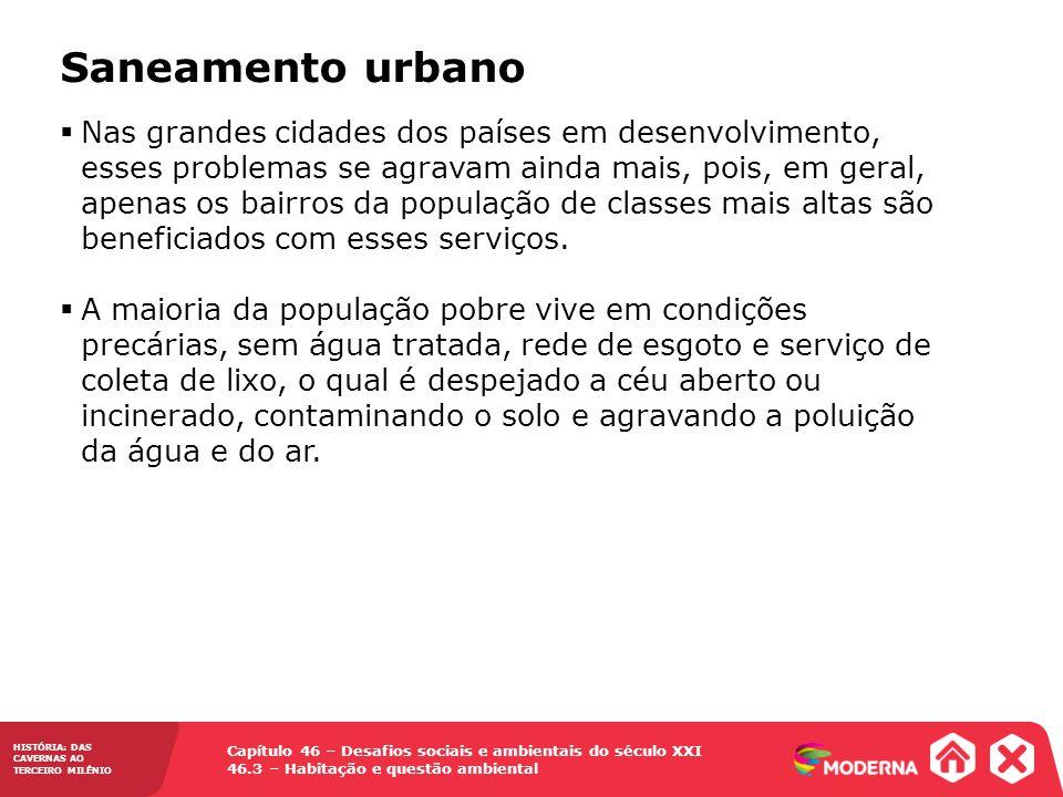 Saneamento urbano