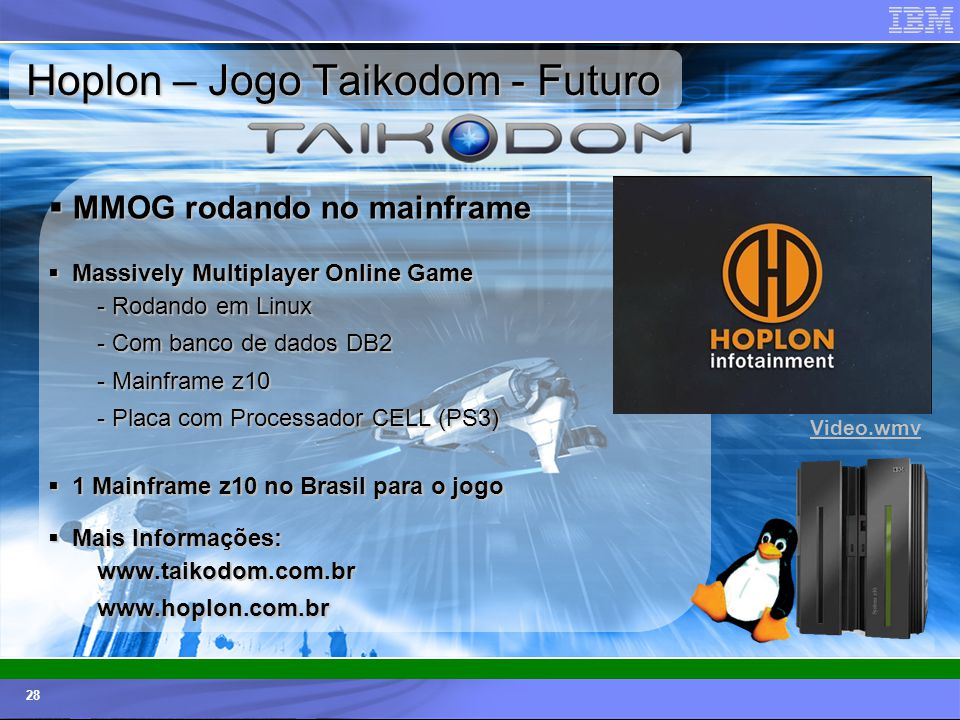 Hoplon – Jogo Taikodom - Futuro