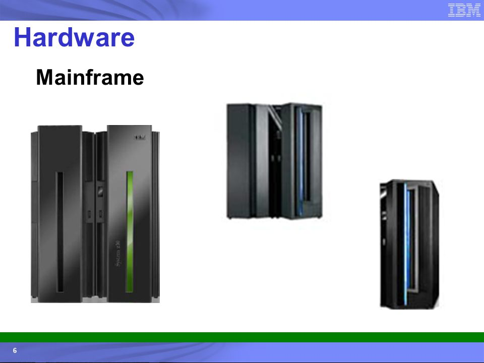 Hardware Mainframe