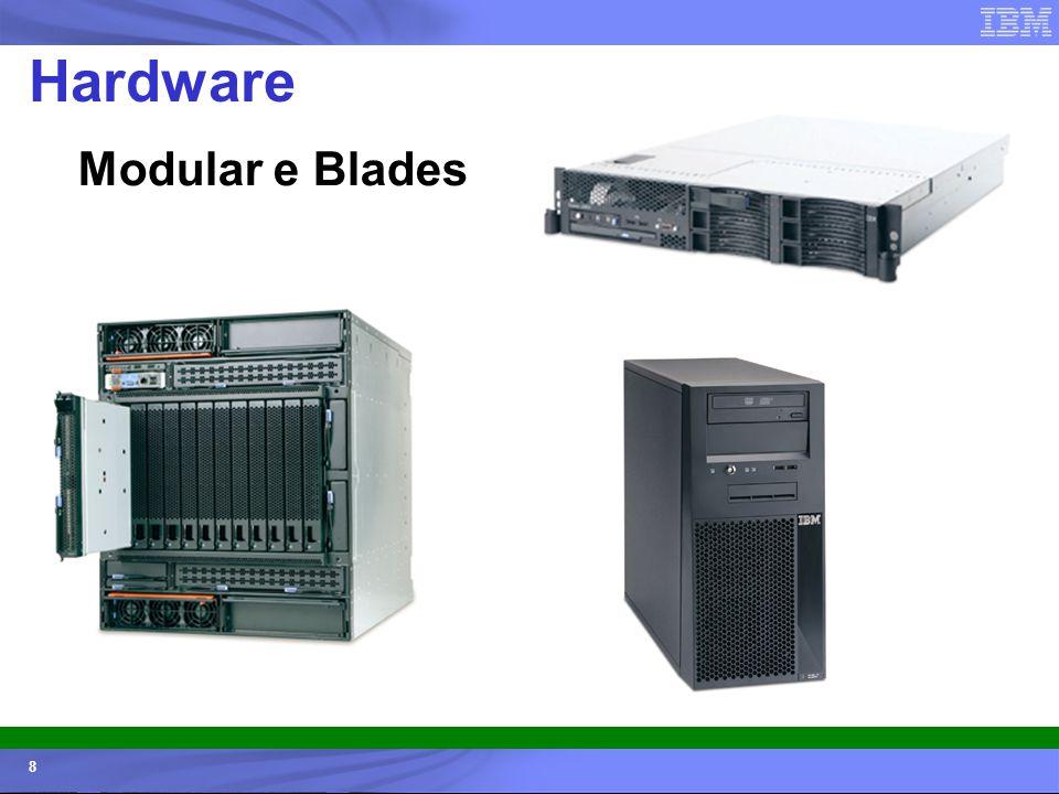 Hardware Modular e Blades