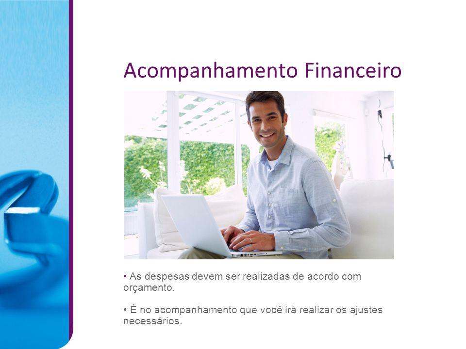Acompanhamento Financeiro