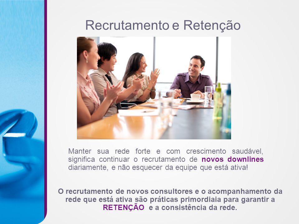 Recrutamento e Retenção