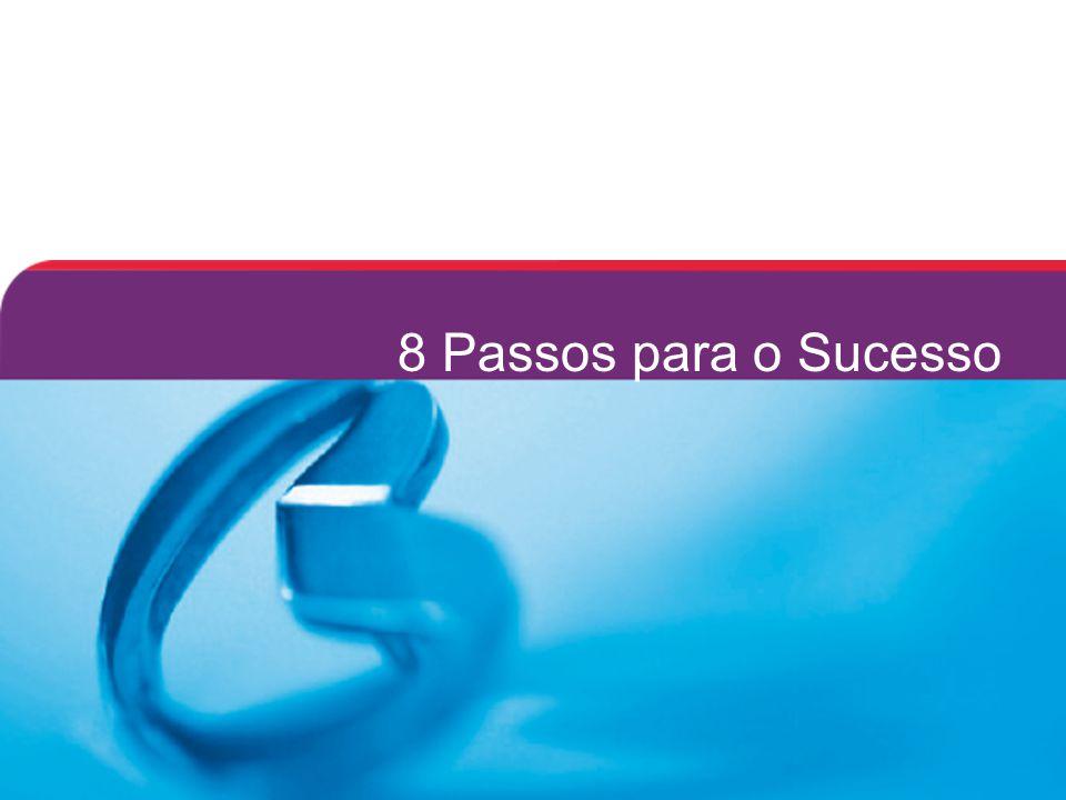 8 Passos para o Sucesso