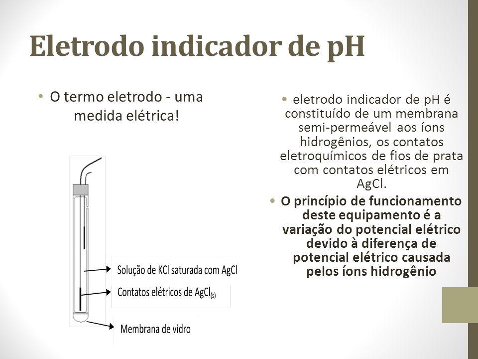 Eletrodo indicador de pH