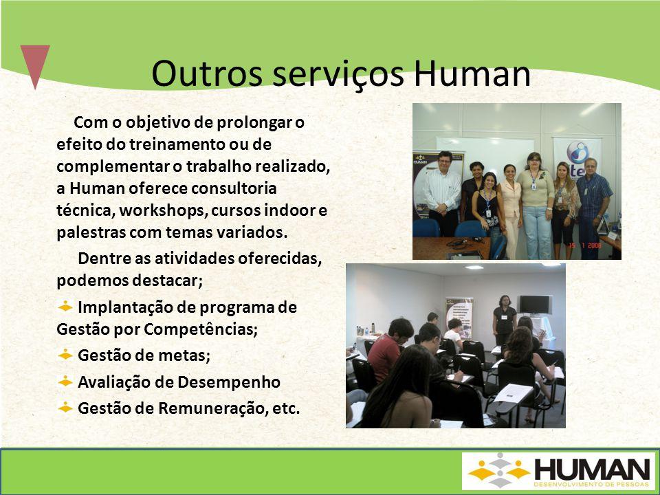 Outros serviços Human