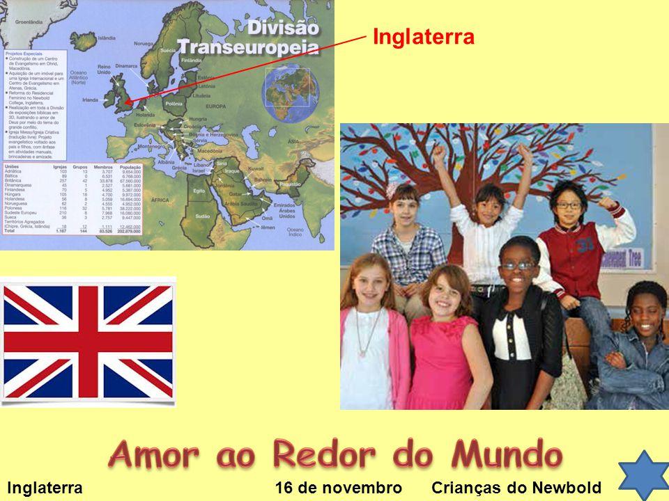 Amor ao Redor do Mundo Inglaterra