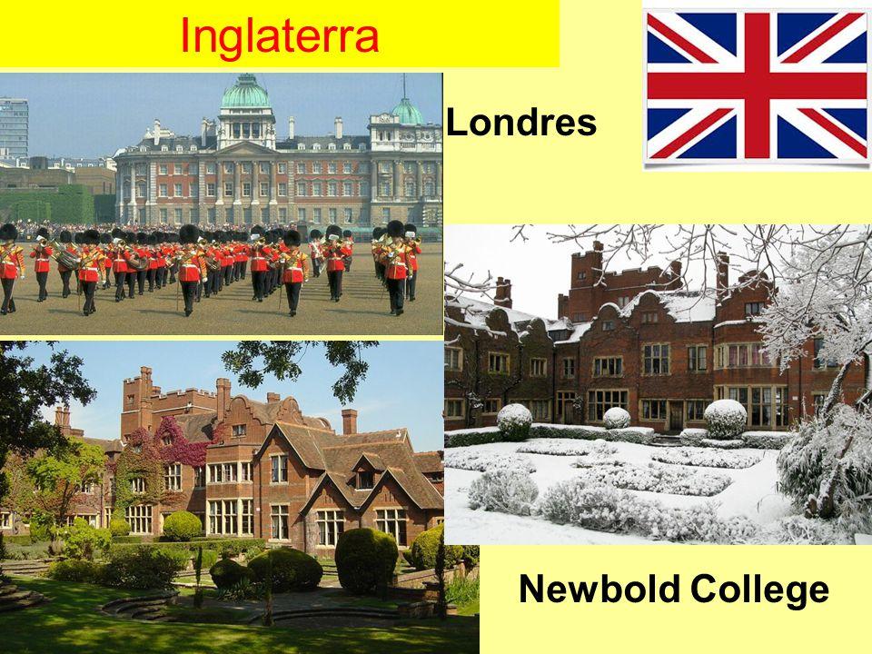 Inglaterra Londres Newbold College