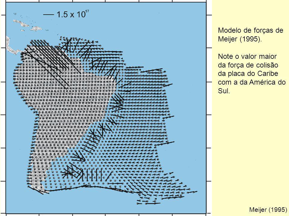 Modelo de forças de Meijer (1995).