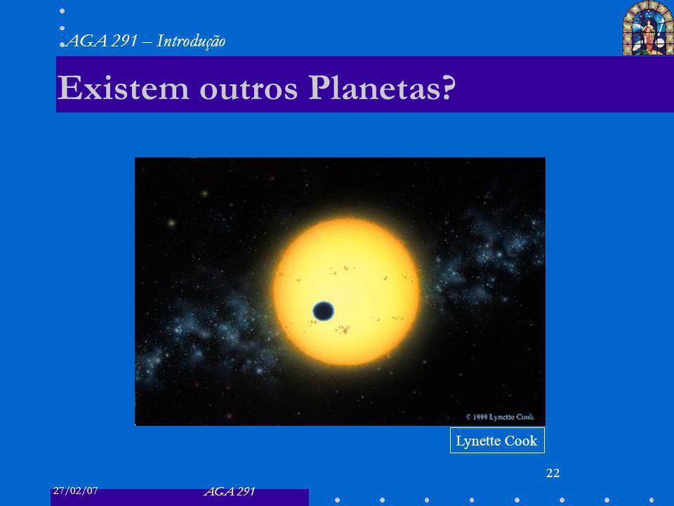 Existem outros Planetas
