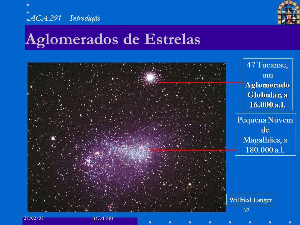 Aglomerados de Estrelas