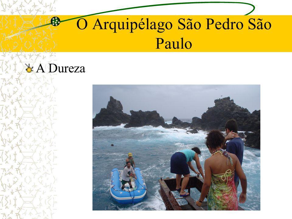 O Arquipélago São Pedro São Paulo