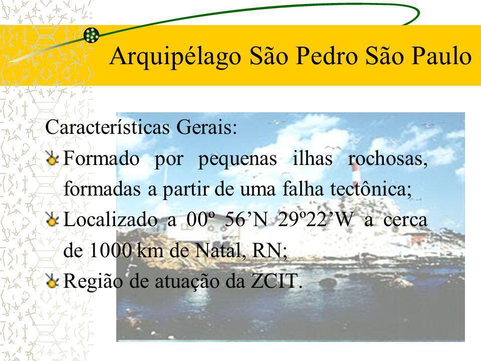 Arquipélago São Pedro São Paulo