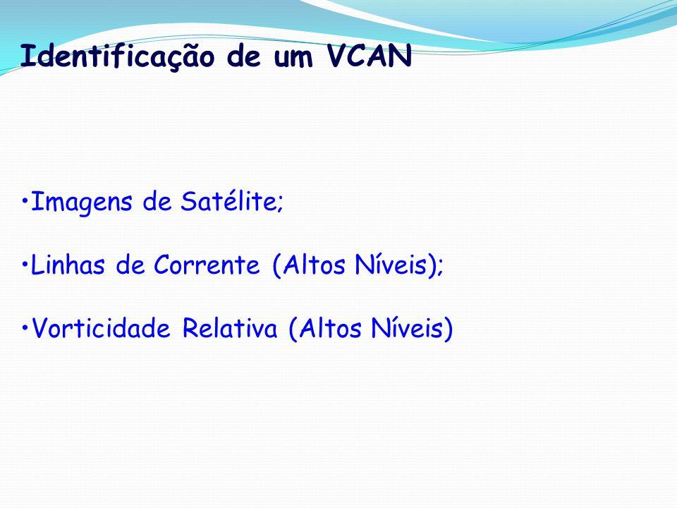 Identificação de um VCAN