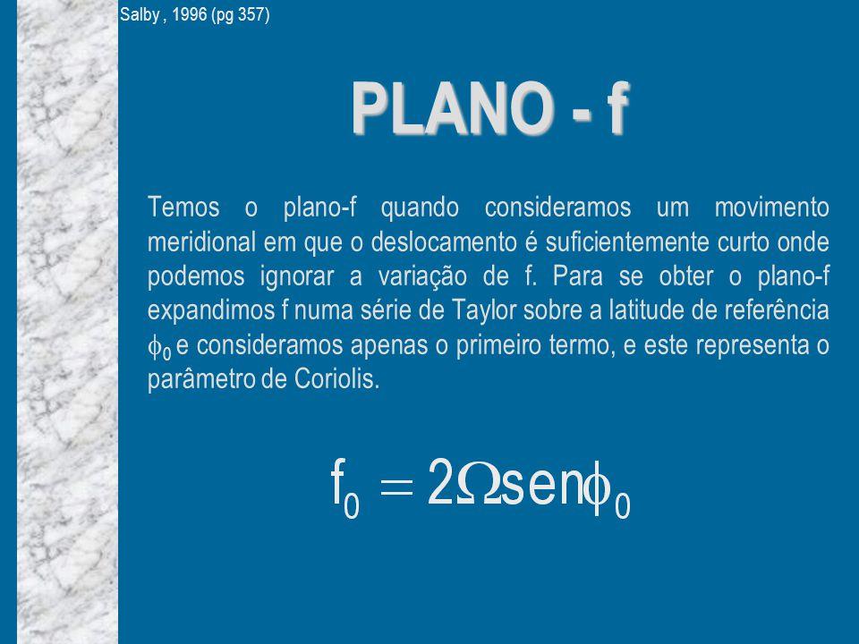 Salby , 1996 (pg 357) PLANO - f.