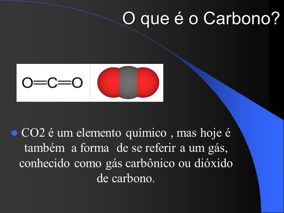 O que é o Carbono