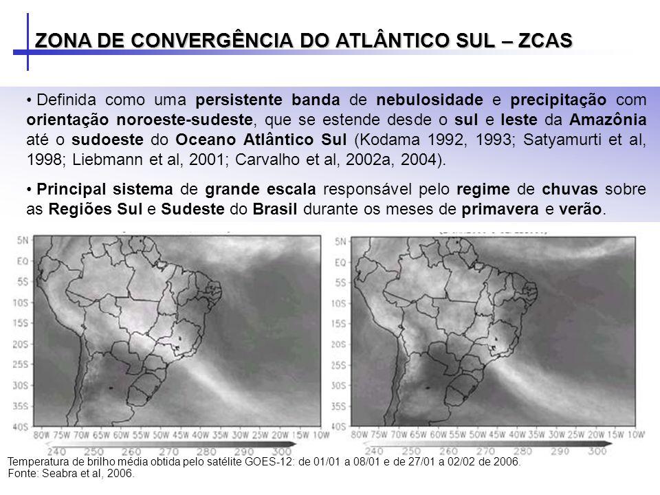 ZONA DE CONVERGÊNCIA DO ATLÂNTICO SUL – ZCAS