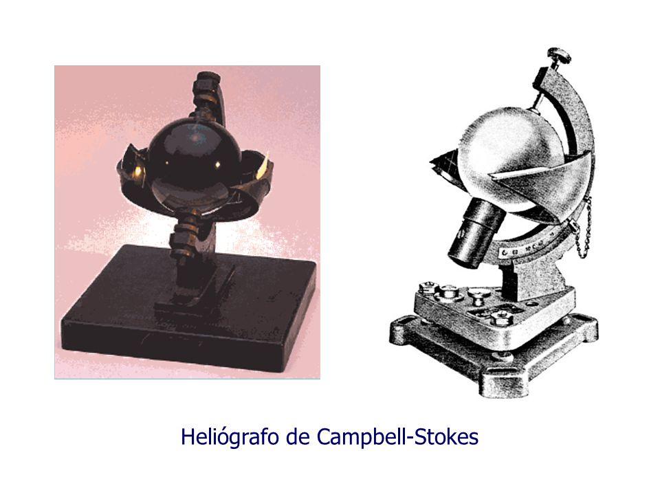 Heliógrafo de Campbell-Stokes
