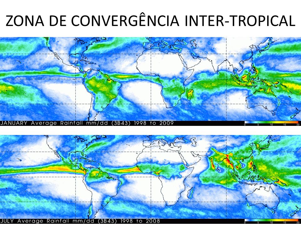 ZONA DE CONVERGÊNCIA INTER-TROPICAL