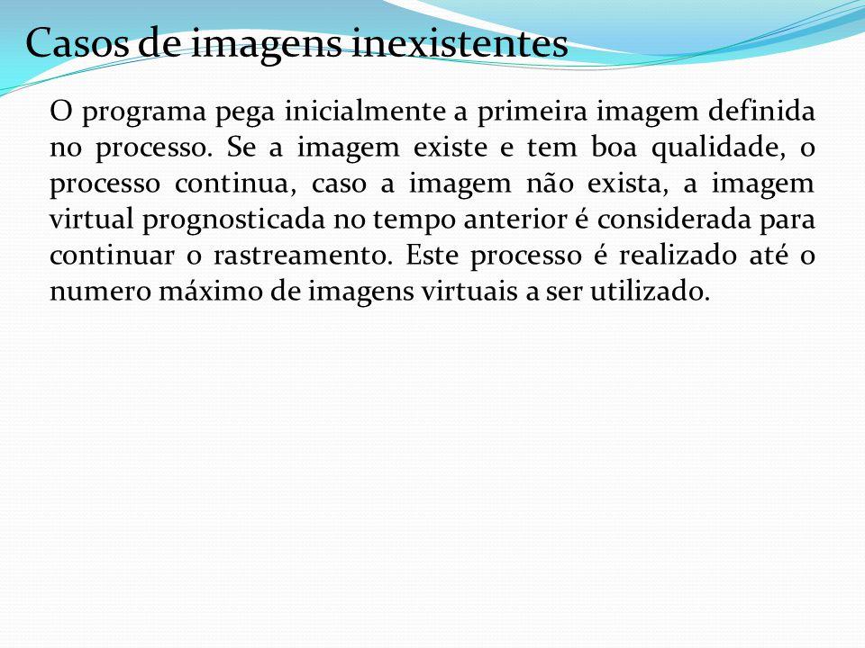 Casos de imagens inexistentes