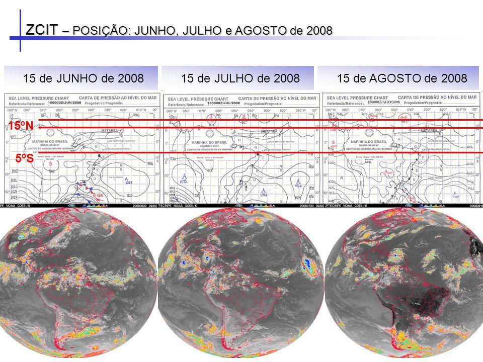 ZCIT – POSIÇÃO: JUNHO, JULHO e AGOSTO de 2008