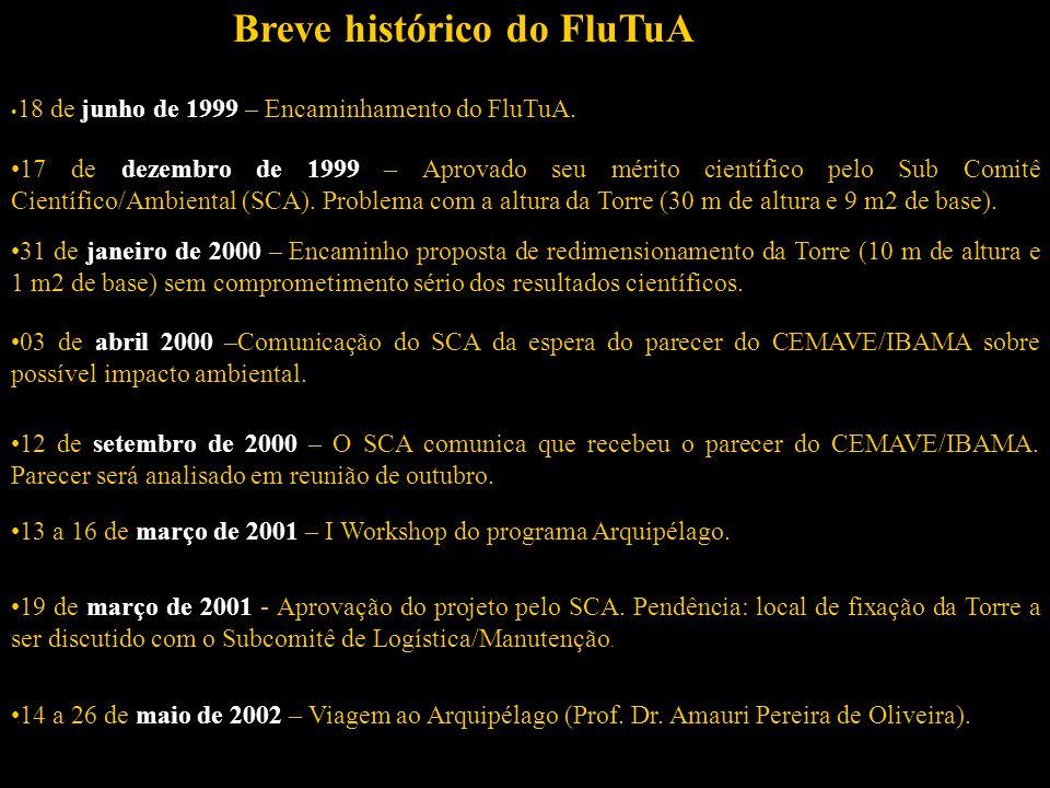 Breve histórico do FluTuA