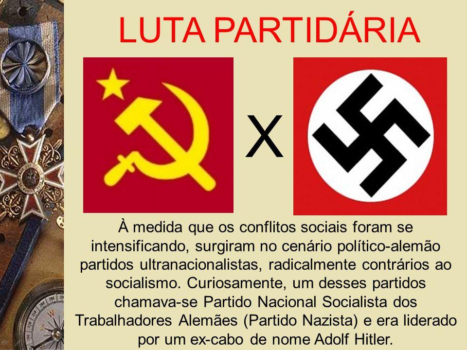 LUTA PARTIDÁRIA X.