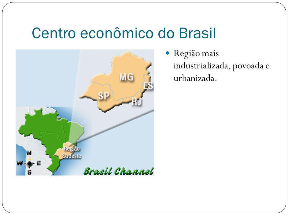 Centro econômico do Brasil