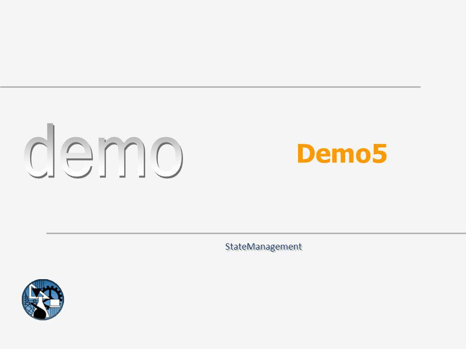 Demo5 StateManagement 29