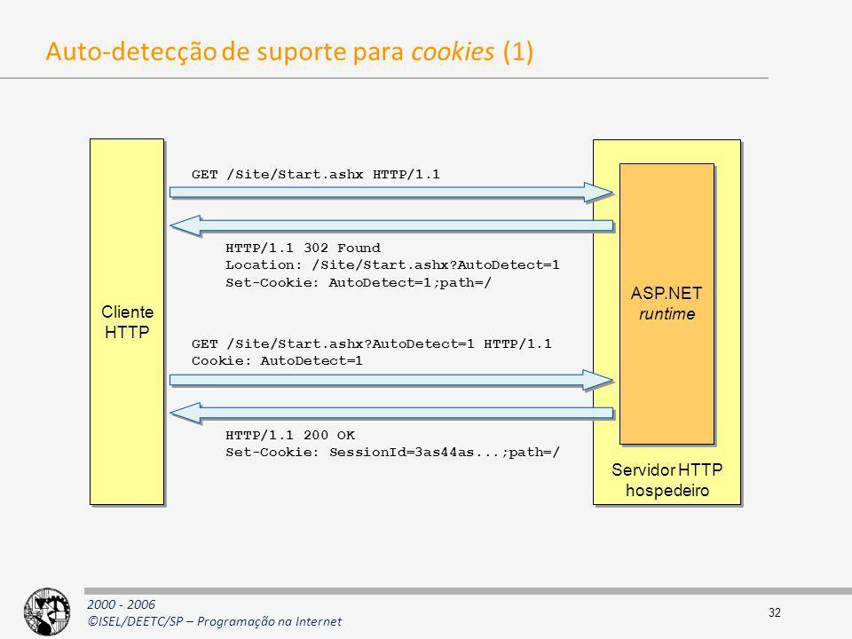 Auto-detecção de suporte para cookies (1)