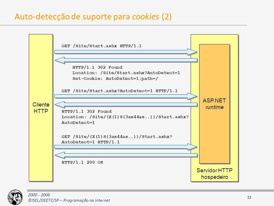 Auto-detecção de suporte para cookies (2)