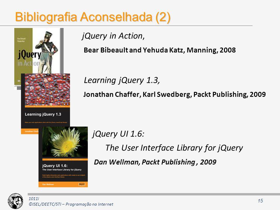 Bibliografia Aconselhada (2)