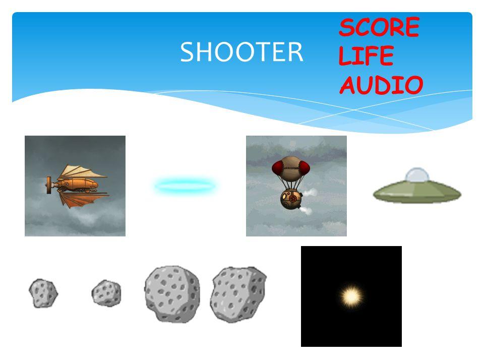 SCORE LIFE AUDIO SHOOTER