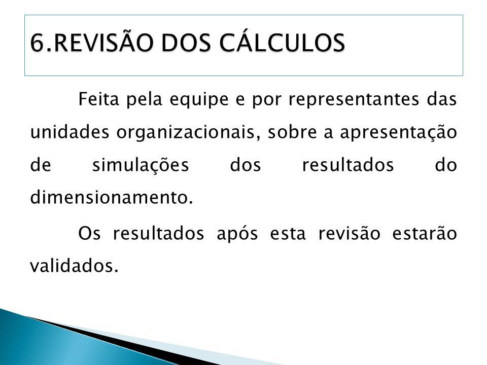 6.REVISÃO DOS CÁLCULOS