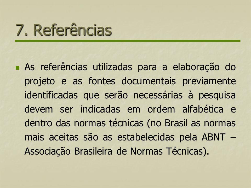 7. Referências