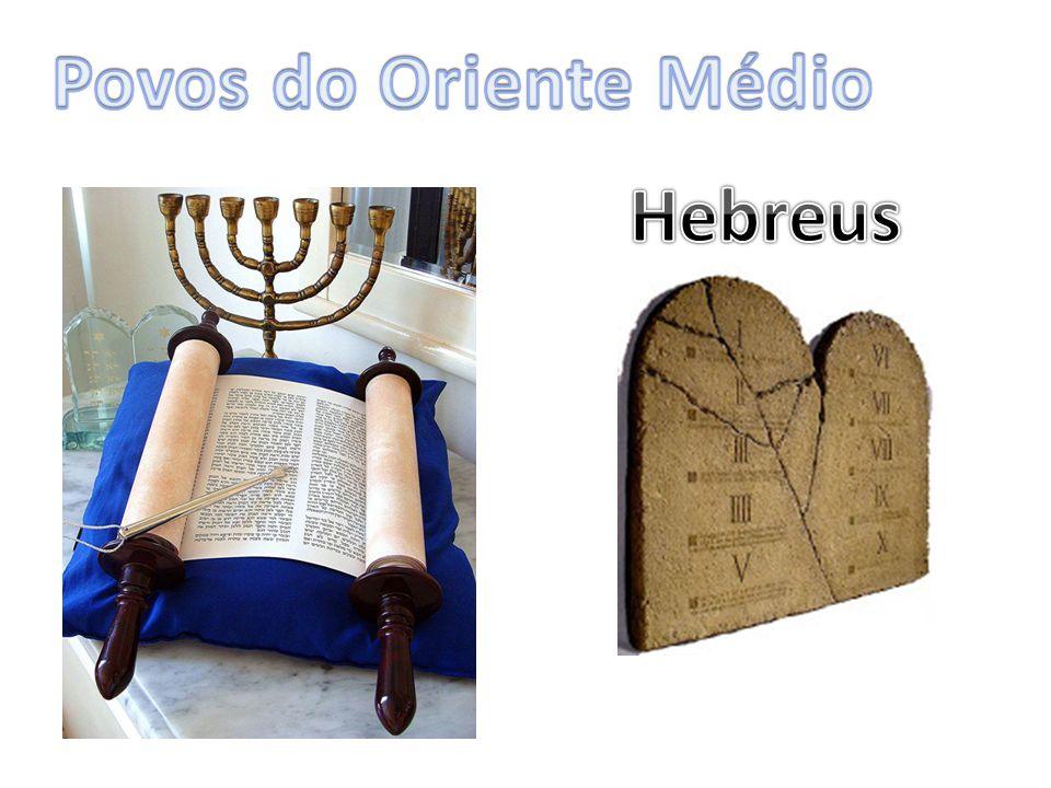 Povos do Oriente Médio Hebreus