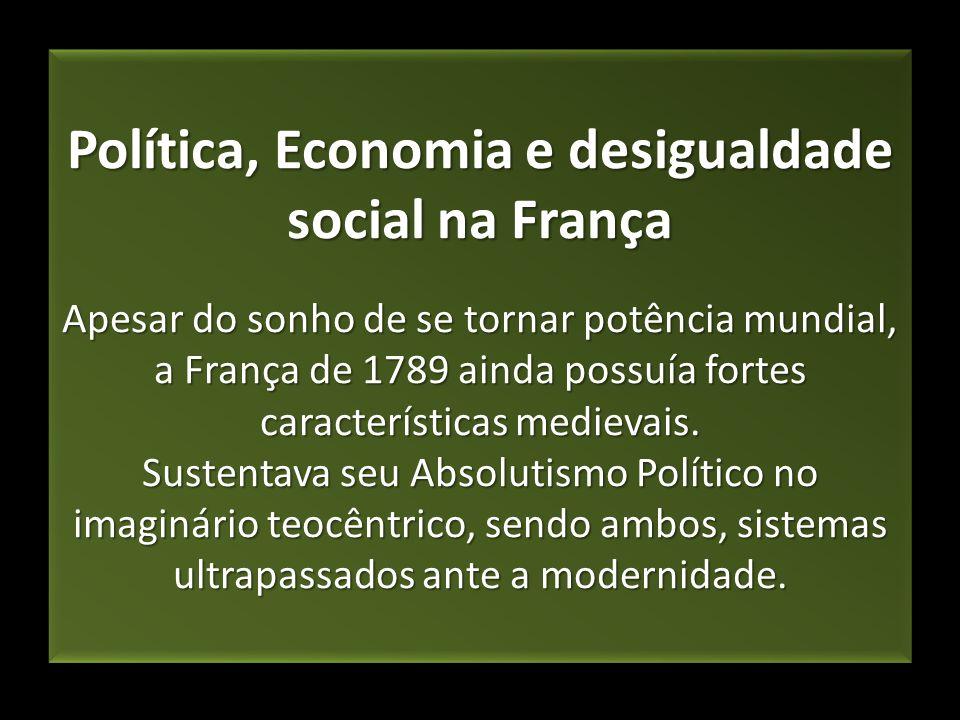 Política, Economia e desigualdade social na França