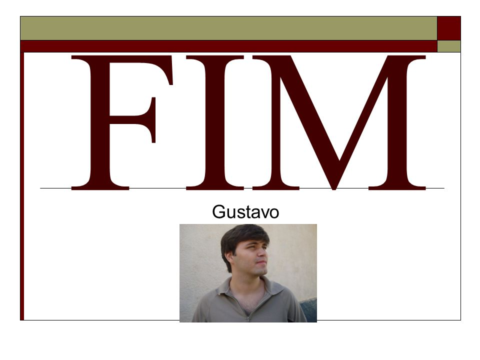 FIM Gustavo