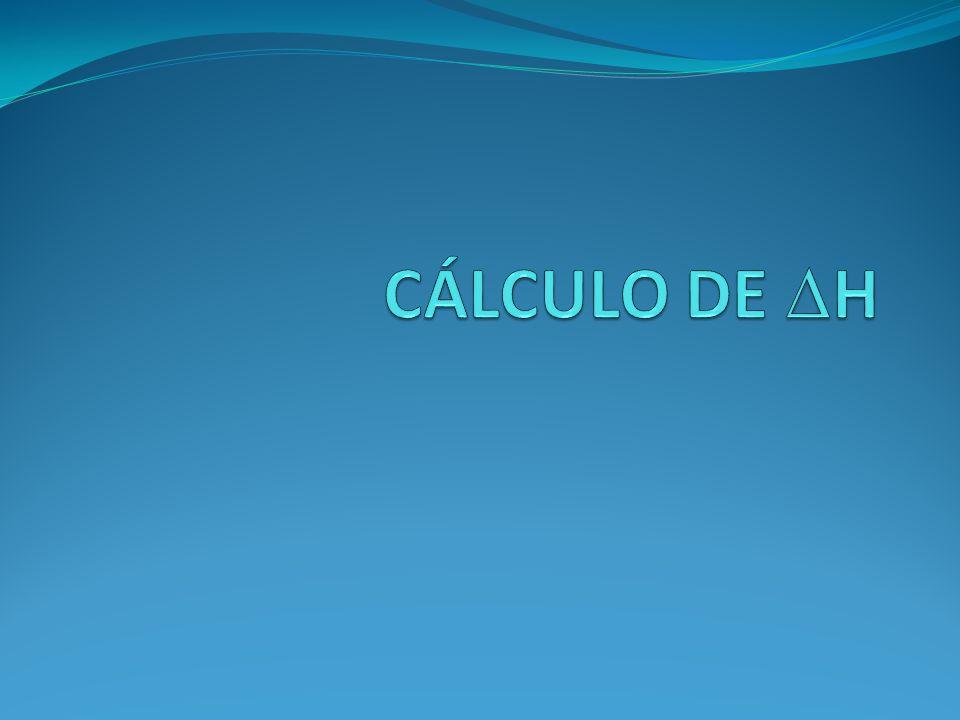 CÁLCULO DE DH