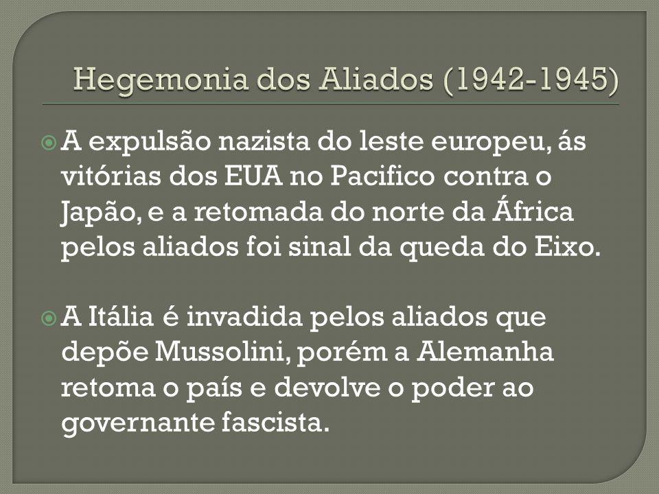 Hegemonia dos Aliados (1942-1945)